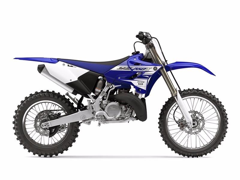 2016 Yamaha YZ250X