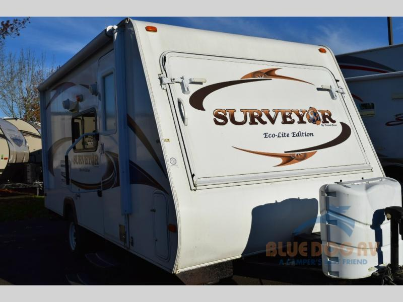 2011 Forest River Rv Surveyor 191T