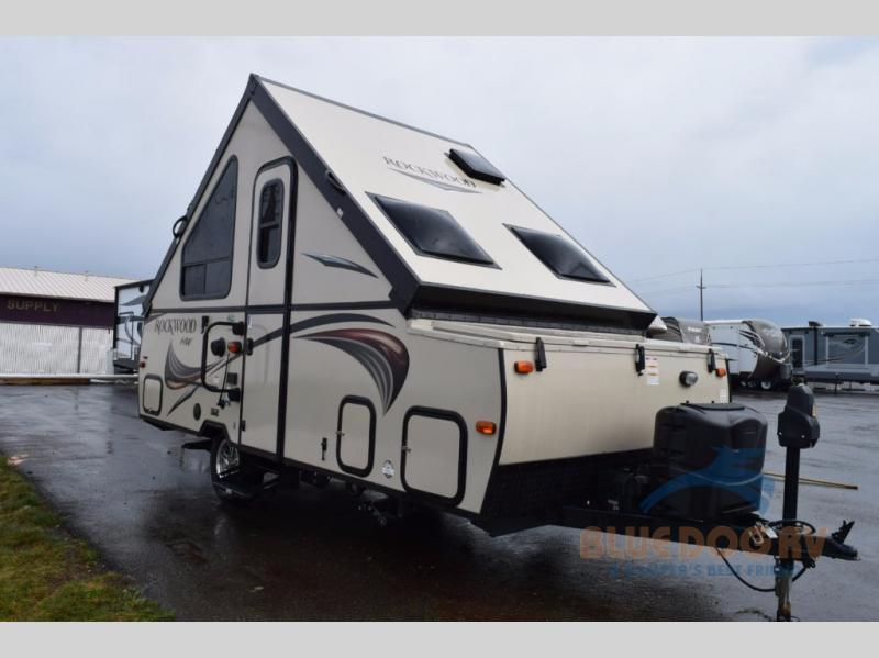 2015 Forest River Rv Rockwood Hard Side Series A194HW
