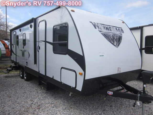 2018 Winnebago MINNIE 2401RG