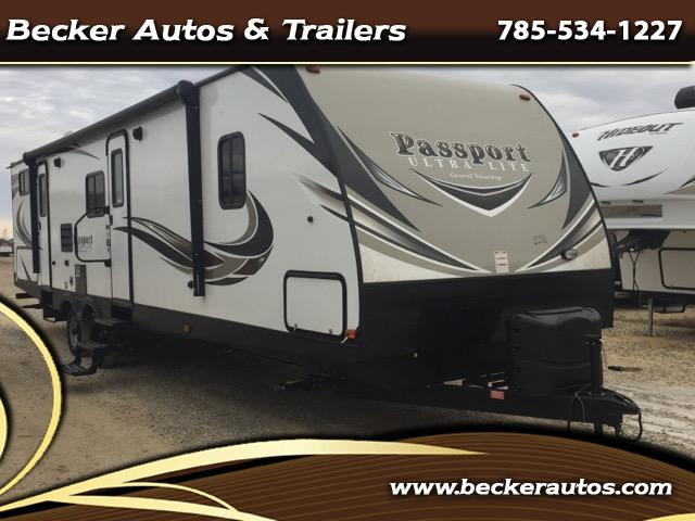 2017 Keystone Rv Passport (Express, Ultra Lite) 3350BH