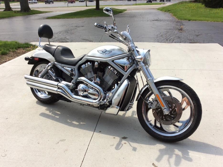 Harley Davidson V Rod Motorcycles For Sale In Union City Indiana