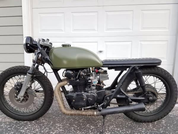 1975 Honda CB 500