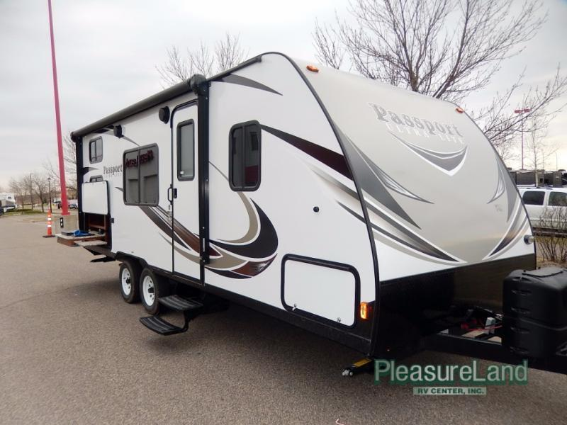 2017 Keystone Rv Passport 239ML Express