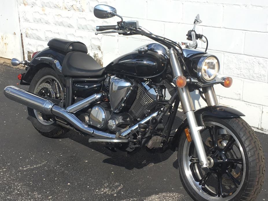 2009 Yamaha V-STAR 950