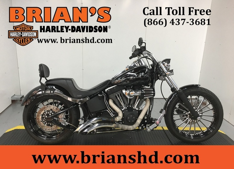 2004 Harley-Davidson FXSTBI - Softail Night Train
