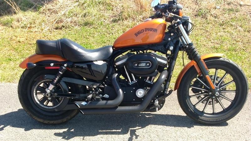 2014 Harley-Davidson XL883N - Sportster Iron 883
