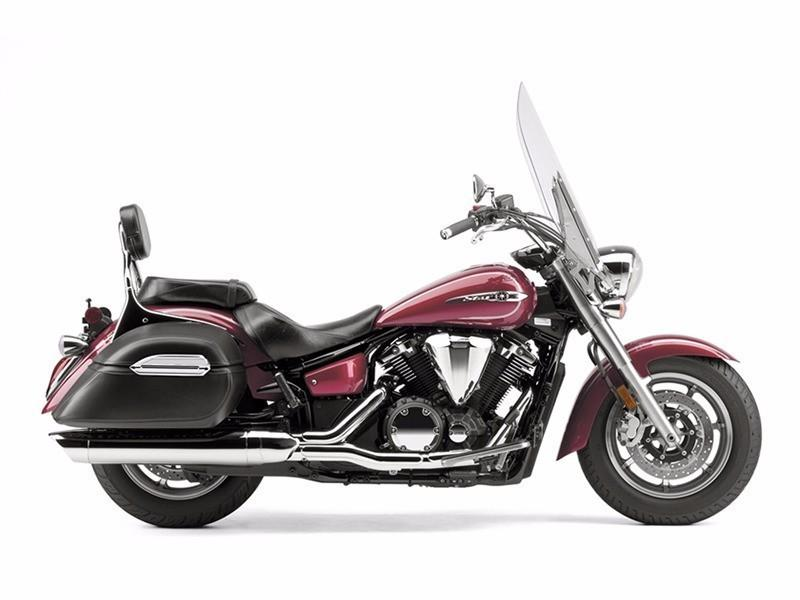 Yamaha V Star Tourer Luggage Rack