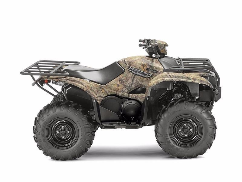 2016 Yamaha Kodiak 700 EPS Realtree Xtra