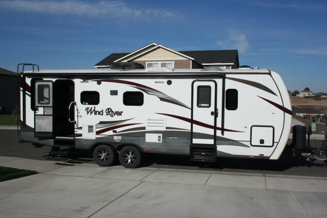 2015 Outdoors Rv Manufacturing WIND RIVER 250RDSW