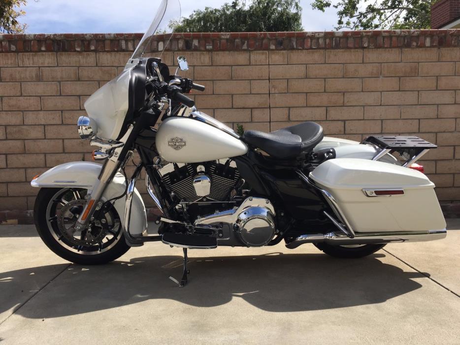 2016 Harley-Davidson ELECTRA GLIDE POLICE