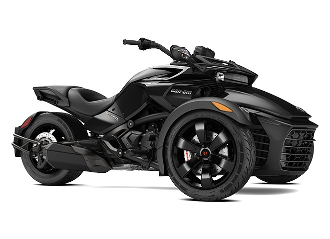 2017 Can-Am Spyder F3 SE6