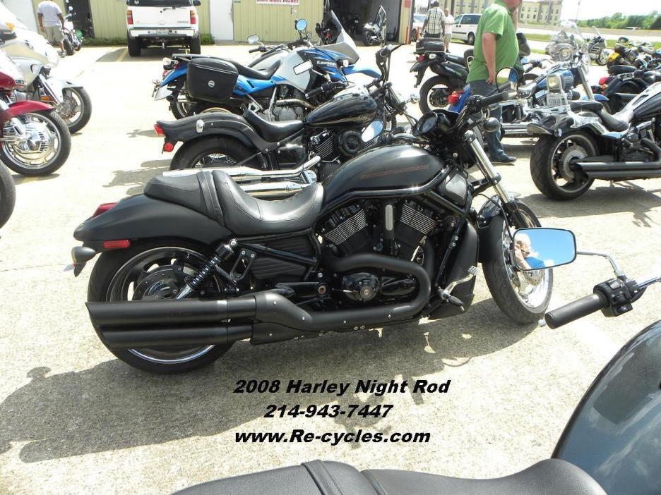 2008 Harley-Davidson VRSCDXA Harley Night Rod