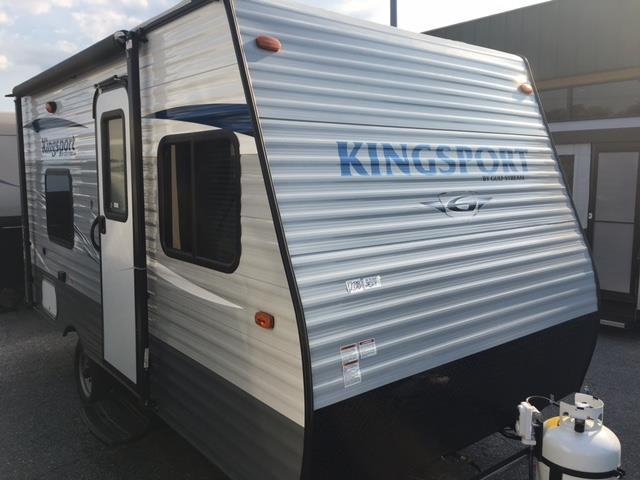 2018 Gulf Stream Kingsport Super Lite 16BHC