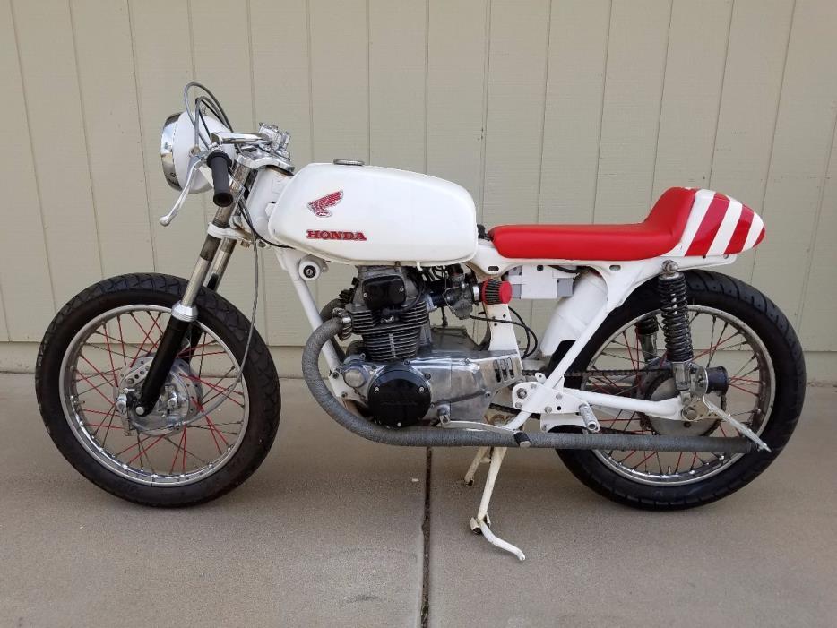 1969 Honda CB 175