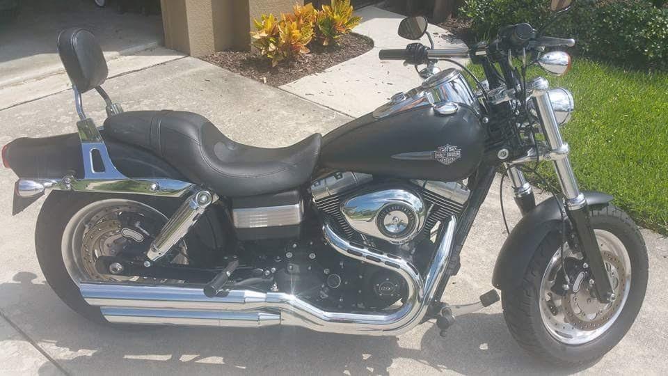2013 Harley-Davidson FAT BOB DYNA