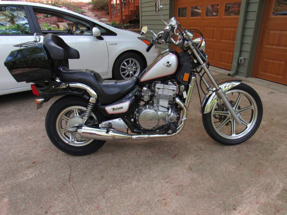 1995 Kawasaki VULCAN 500 LTD