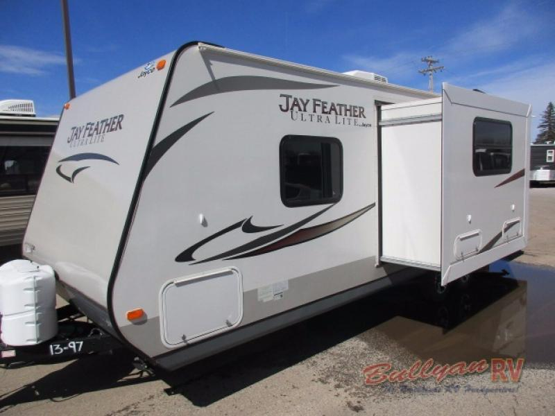 2013 Jayco Jay Feather Ultra Lite 254