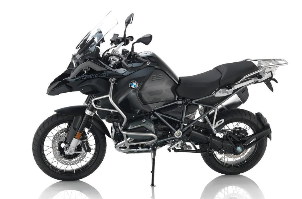 2017 BMW R1200GS Adventure Triple Black