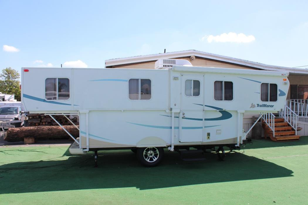 2007 Trailmanor 2720
