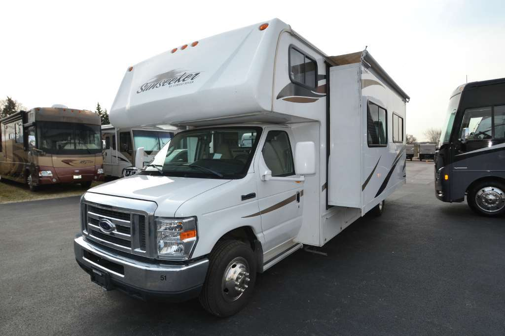 2012 Forest River Sunseeker RV 3010DS