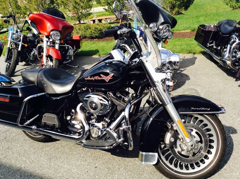 2009 Harley-Davidson FLHR - Road King