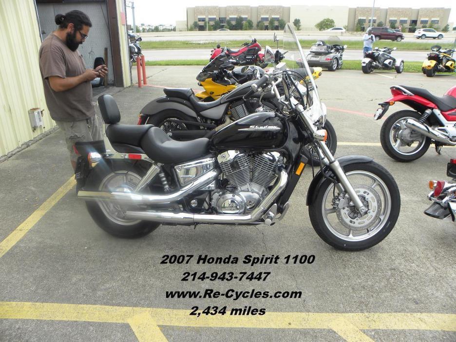 2007 Honda VT1100 Spirit