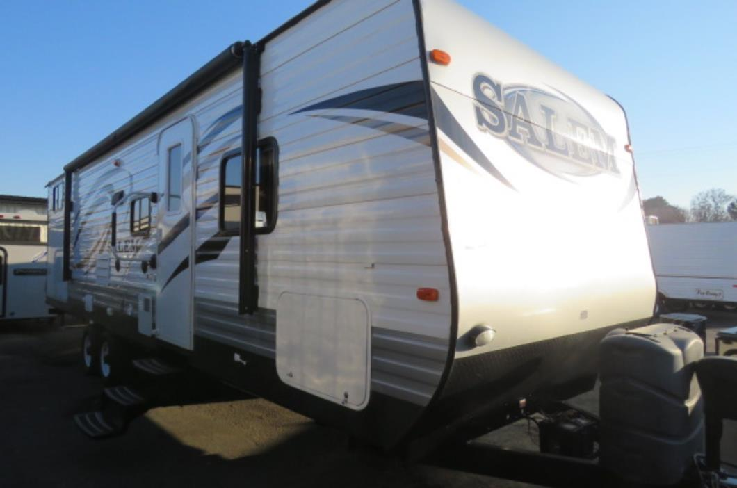 2015 Forest River SALEM 30KQBSS