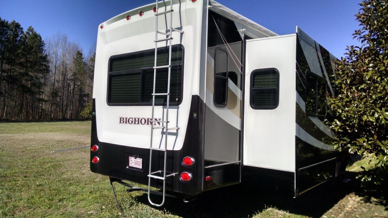 2014 Heartland BIGHORN 3585RL