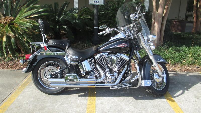 2005 Harley-Davidson FLSTC - Softail Heritage Classic
