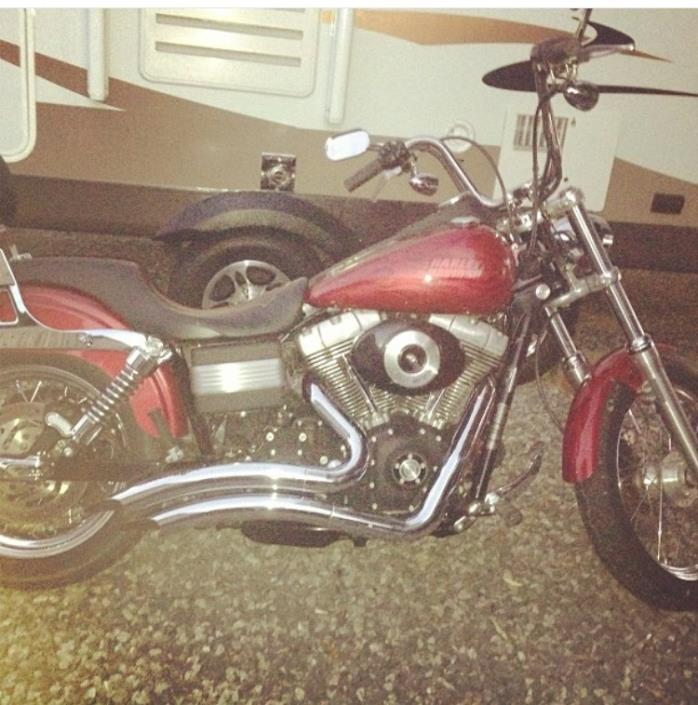 2006 Harley-Davidson STREET