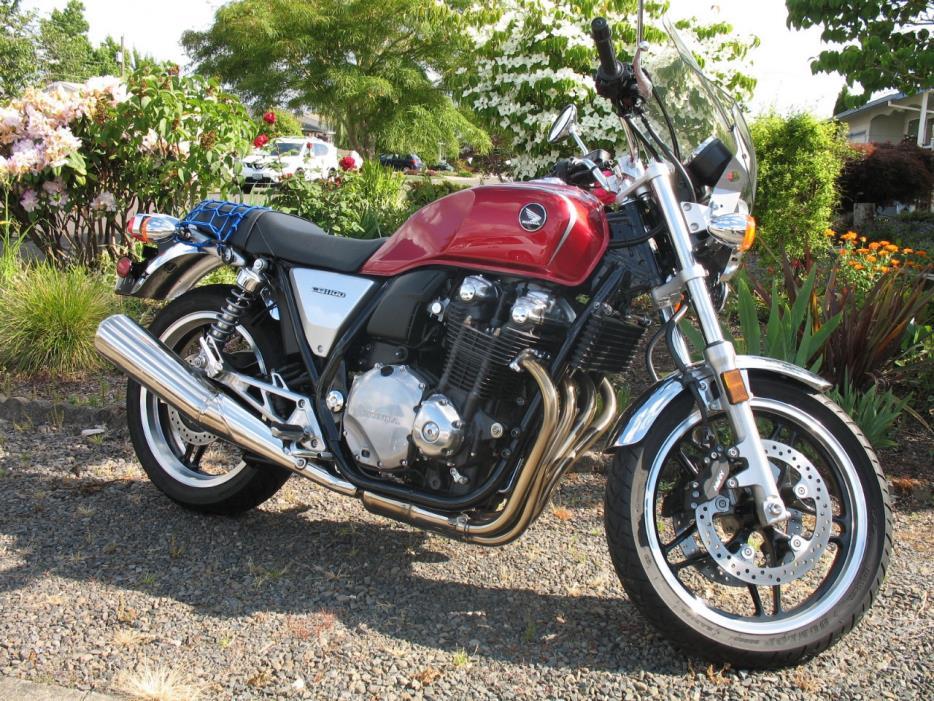 2013 Honda CB 1100 DELUXE