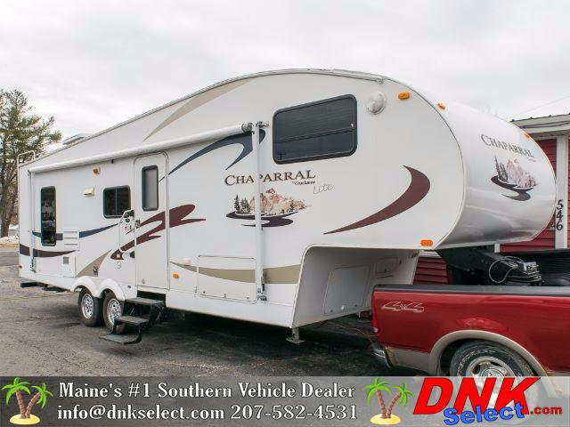2007 Coachmen Chaparral Lite