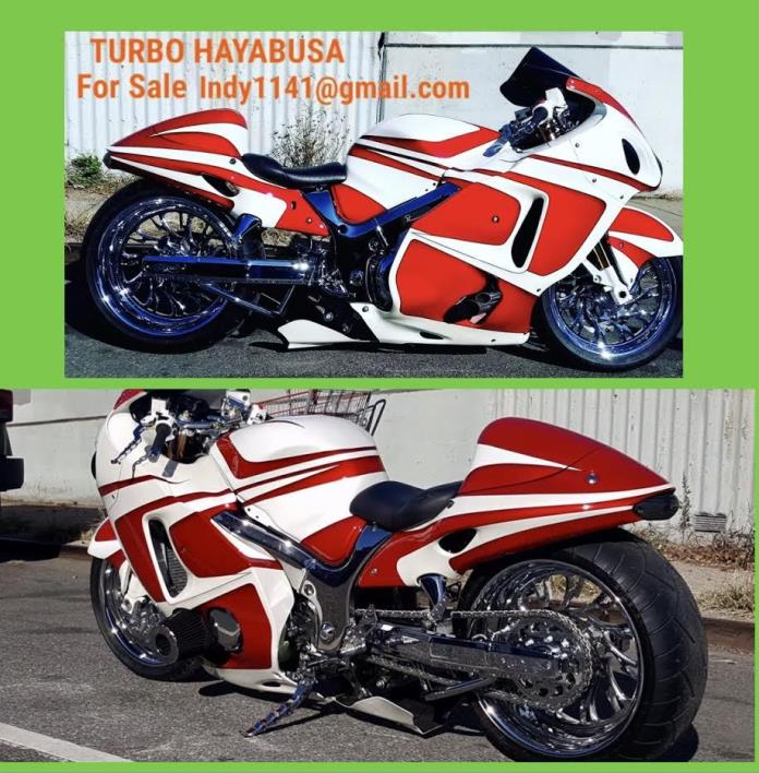 Motorcycle Turbo Modified: 2006 Hayabusa Turbo Motorcycles For Sale