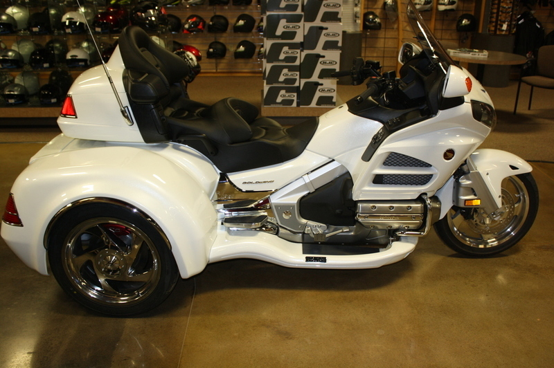 2017 Honda California Side Car Gl18hpnm Gold Wing Audio Comfort NAVI