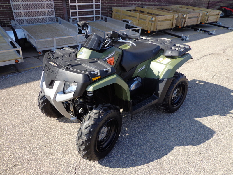 2006 Polaris Hawkeye 4x4