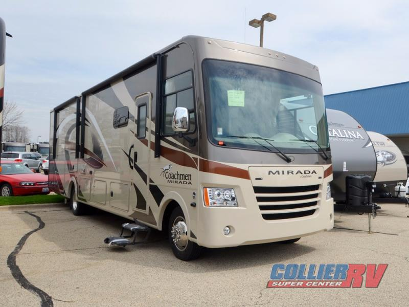 2017 Coachmen Rv Mirada 35KB