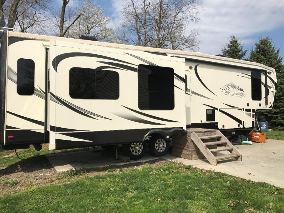 2014 Heartland BIG COUNTRY 3450 TS