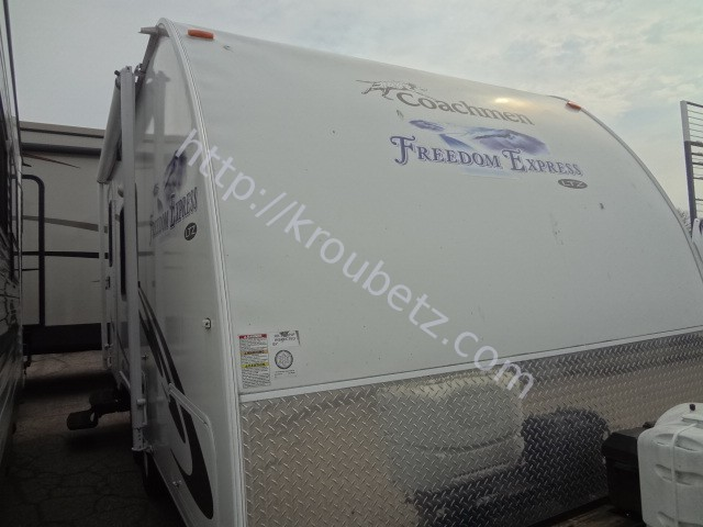 2011 Coachmen Freedom Express 170RB