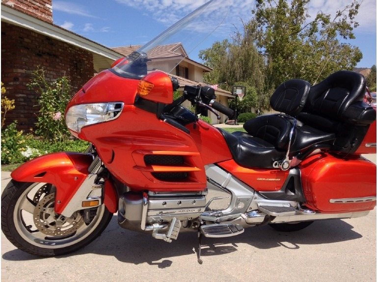 honda gold wing 1800 motorcycles for sale in california. Black Bedroom Furniture Sets. Home Design Ideas