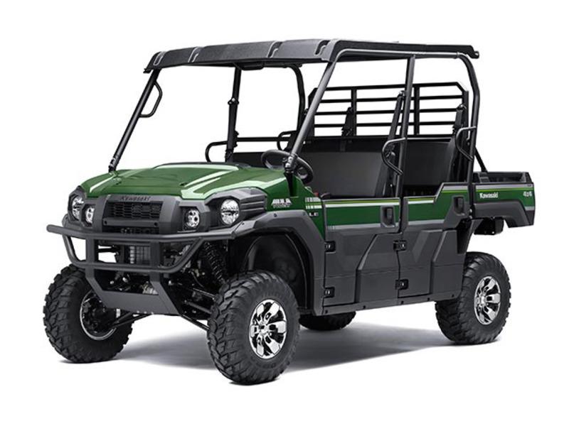 2015 Kawasaki Mule PRO-FXT EPS LE