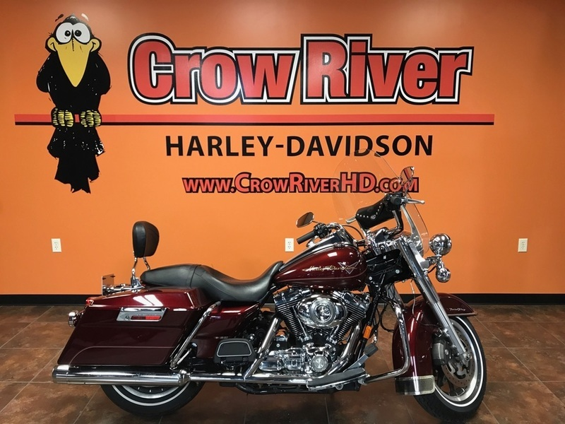 2008 Harley-Davidson FLHR - Road King