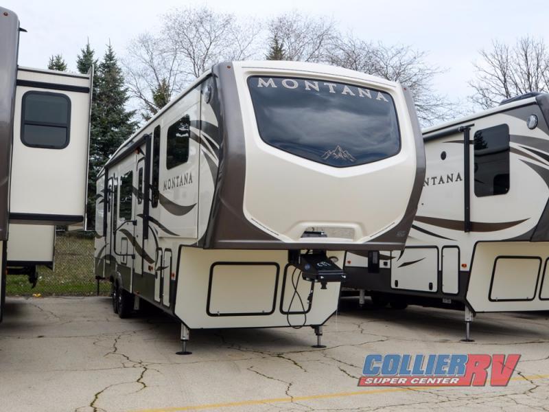 2017 Keystone Rv Montana 3730 FL