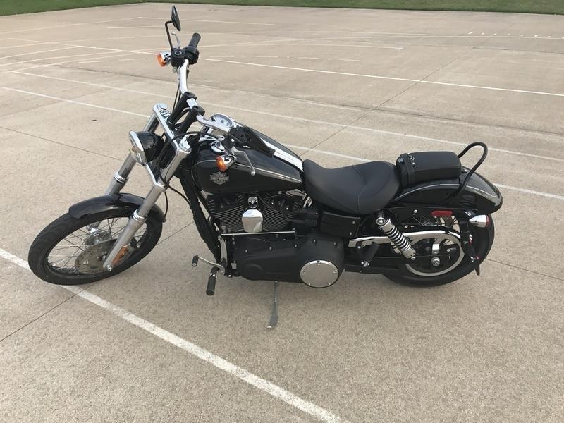 2011 Harley-Davidson FXDWG - Dyna Wide Glide