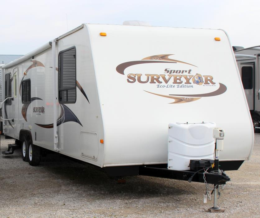 2010 Forest River SURVEYOR 293