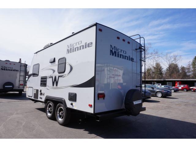 2018 Winnebago 1706FB MICRO-MINNIE, 3