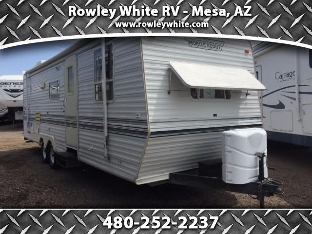 1997 Sunnybrook Rv Mobile Scout 29DBS