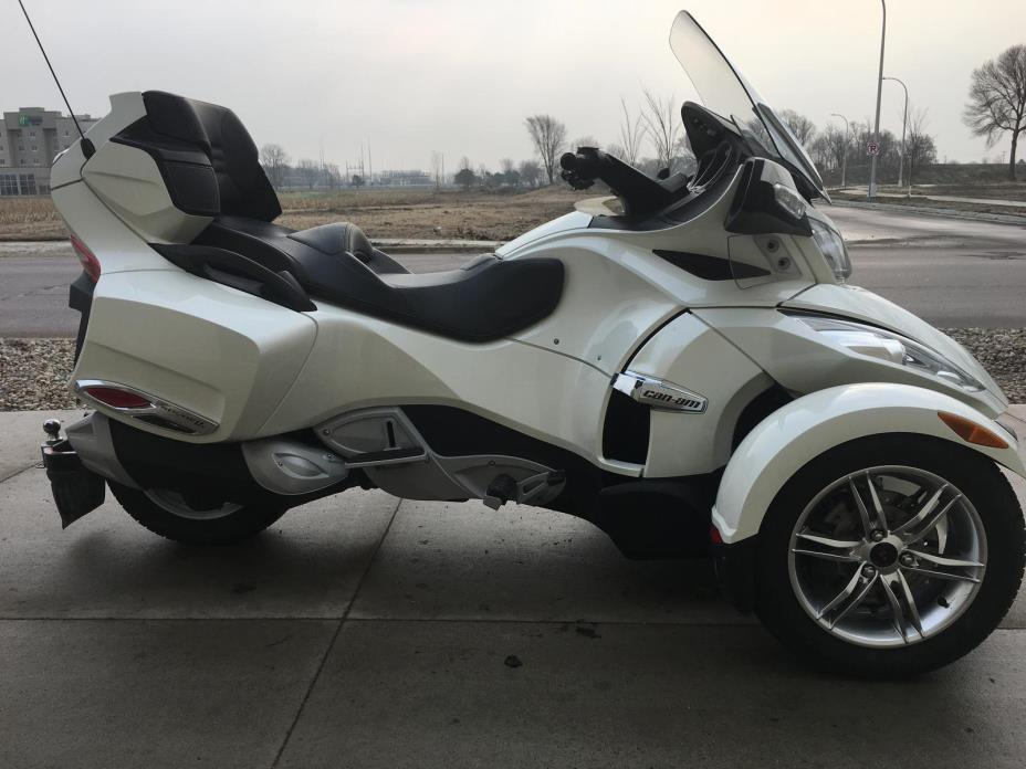 can am spyder rt limited motorcycles for sale in minnesota. Black Bedroom Furniture Sets. Home Design Ideas