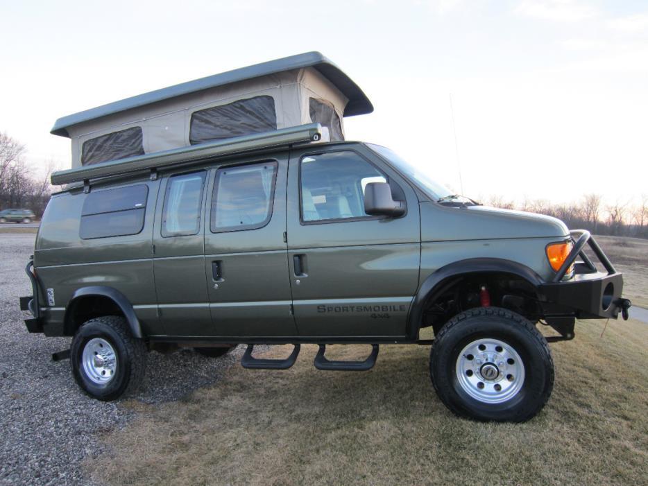 2004 Sportsmobile RB-50 Diesel 4x4