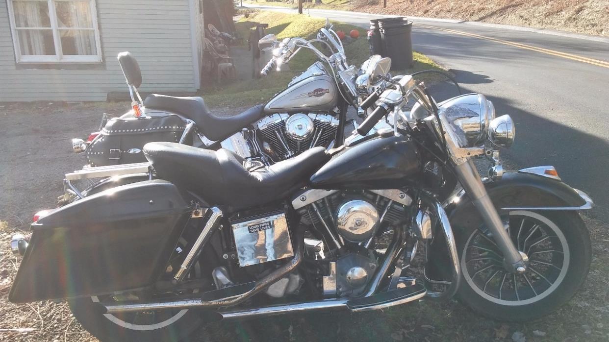 1980 Harley-Davidson SHOVELHEAD